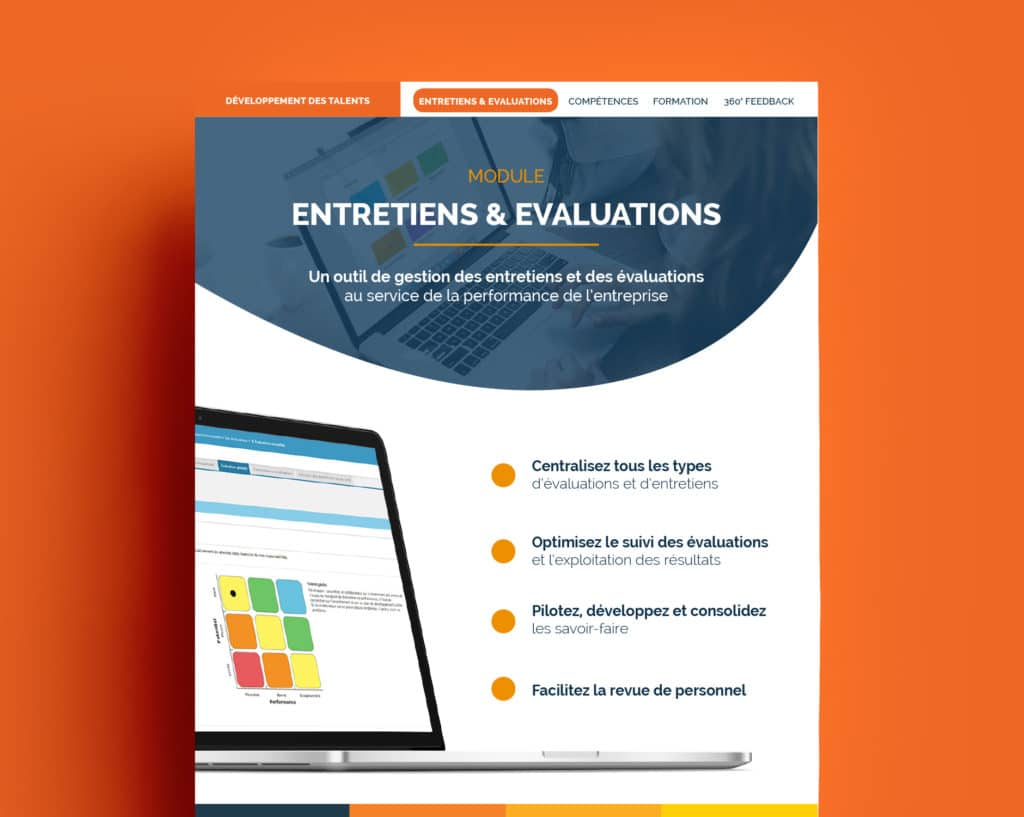 Lancement du module Entretiens & Evaluations