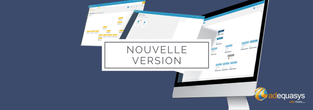 Adequasys livre la version 20-2