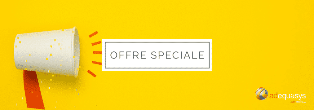 Offre spéciale Adequasys SIRH